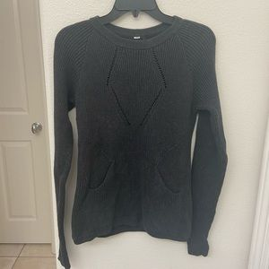 Lululemon Crewneck Pullover Sweater With Pockets